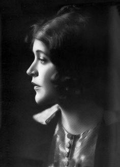 American actress Mae Murray, 1917