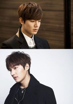 Lee Min Ho I always run into his pics awwww