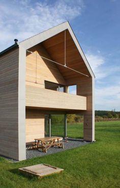 House LFTMT in Louftémont - STEINMETZDEMEYER architectes urbanistes