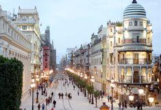 Avenida de la Constitución, Sevilla, Spain