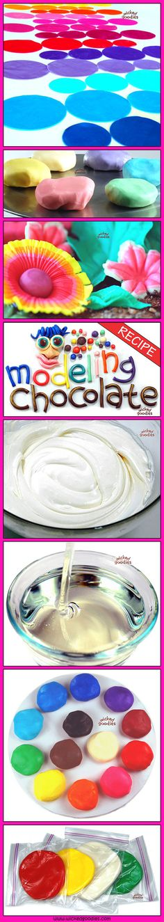 Modeling Chocolate Recipe > Wicked Goodies