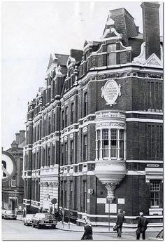 Birmingham City Centre, Birmingham England, City Buildings, Best Cities, Old Photos, Big Ben, Liverpool, Nostalgia, Gallery
