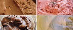 Die 8 besten Rezepte für Kuchen-, Schnitten- und Tortencremes