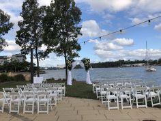 Northshore Harbour Ceremony and Reception venue, Hamilton, Brisbane #northshoreharbour