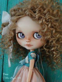 Tess - Blythe doll custom