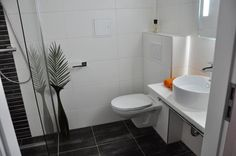 Stylish Loggia Apartment: Hellwagstrasse, TAVienna Vienna, Toilet, Traditional, Stylish, Room, Litter Box, Rooms, Toilets, Powder Rooms
