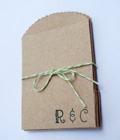Custom Personalized Wedding Favor Gift Bags by TheSunshineStatus, $4.95