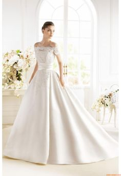 Vestidos de noiva Avenue Diagonal Pashenka 2014