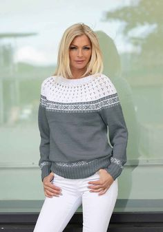 Drops Design, Knitting Patterns, Turtle Neck, Womens Fashion, Long Sleeve Sweater, Color Combinations, Full Sleeves, Winter, Tejidos
