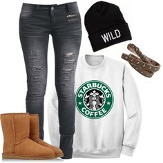 """White Girl Sterotype"" by itsbrrrreezy on Polyvore"