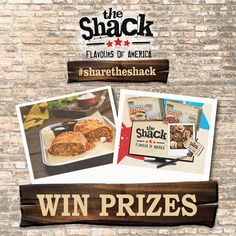 Share a photo of your The Shack product to be entered into the prize draw - See more at: