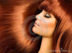 image photo : Healthy Hair