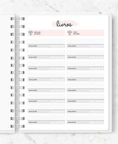 Master Planner - New Roses Planner 2018, Agenda Planner, Study Planner, Cute Planner, Planner Book, Planner Ideas, Planner Template, Printable Planner, Planner Stickers