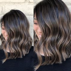 Dimensional cool tone Cut and color by trusshair trussme trussprofessional inbeautywetruss crazyfortuss 291185932158458362 Brown Hair Balayage, Bayalage, Hair Highlights, Subtle Balayage Brunette, Partial Balayage, Dark Brunette Hair, Hair Color And Cut, Ombre Hair Color, Brown Hair Colors
