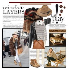 """""""Sundance Style"""" by barngirl ❤ liked on Polyvore featuring Free People, The Row, Steffen Schraut, Karl Lagerfeld, Fendi and Chloé"""