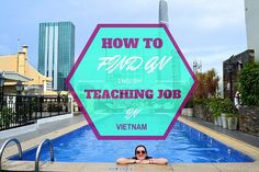 How to find an English teaching job in Vietnam
