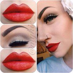 http://makeupbag.tumblr.com/.....love her makeup