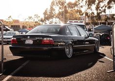 """#BMW #e38 #740i #dinan #performance #cars #static #stanced #stance #low…"""""""