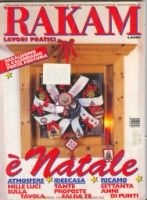 Cross stitch and crafts magazine Cross Stitch Magazines, Cross Stitch Books, Magazine Cross, Crochet Books, Christmas Books, Book Crafts, Craft Books, 4th Of July Wreath, Knitting