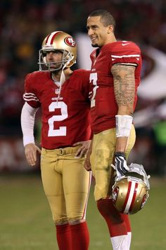 San Francisco 49ers...don't worry little buddy you'll show 'em on Sunday how great you really are...