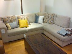 Felix L shaped sofa