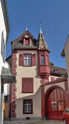 Altstadt Grossbasel, Basilea, Suiza