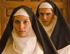 Wait a minute.is Julio dressed as a nun? 21 Thoughts You Have While Watching Gran Hotel Spanish Tv Shows, Melissa & Joey, Grande Hotel, Jane The Virgin, Series Movies, Tv Series, Historical Romance, Period Dramas, Summer Of Love