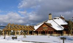 Old Faithful Snow Lodge/ worked here & lived in the park. It still holds a special place in my heart.