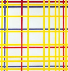 #colorful #mondrian #art #contemporaryart
