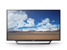 Sony KDL32W600D 32-Inch Built-In Wi-Fi HD Smart TV (2016 Model)