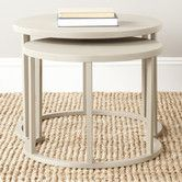 Found it at AllModern - Chindler 2 Piece Nesting Tables