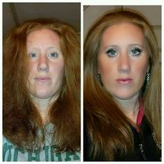 Amazing Transformations with us!!! Create your look by ordering today at www.GypsyOrchidMascara.com