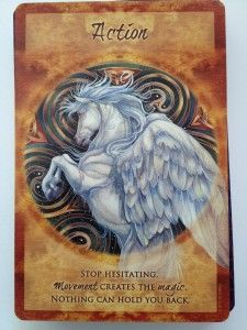 Tarot reading & oracle cards