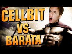 CELLBIT VS BARATA