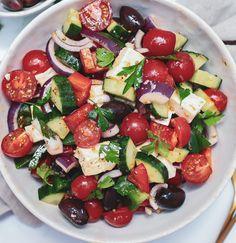 Caprese Salad, Fruit Salad, Feta, Food And Drink, Desserts, Sun, Tailgate Desserts, Fruit Salads, Dessert