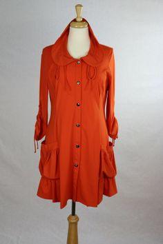 I.C. Tomato red Jacket