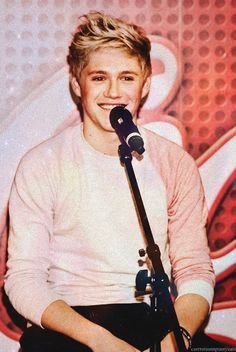 I don't understand how he thinks he's the ugliest in the band. Niall you're beautiful!