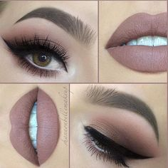 """162.3k Likes, 1,875 Comments - Wake Up and Makeup (@wakeupandmakeup) on Instagram: """"Can't handle the perfection lol @shannonbellemakeup"""""""