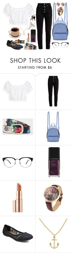 """Untitled #653"" by picklecat ❤ liked on Polyvore featuring Balenciaga, Paul Smith, STELLA McCARTNEY, Illamasqua, Estée Lauder, Jellypop and Allurez"