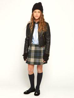Back-to-School Cool - Fashion Show Looks  Children - RalphLauren.com