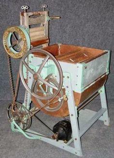 Quem inventou a máquina de lavar roupa? ~ curiosityFlux