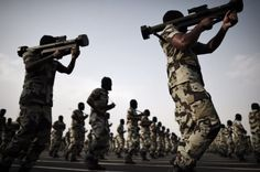 """Saudi Arabia to launch full-scale military exercise with 20 other nations  Soldiers from 20 countries are to gather in Saudi Arabia for massive military exercises lasting 18 days, the official Saudi Press Agency (SPA) said. It comes as Riyadh has openly warned Syrian President Bashar Assad that he will be toppled. The Saudi state agency made the announcement on Sunday, adding that participating troops will begin arriving in """"the next few hours."""" The…"""