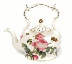 Great site for buying my next tea set.