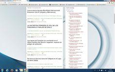 """29/06/16 13:40hs Blog """"La Caracola""""  D.I.M. - Diario de Información del Mar Aprocean BLog http://aprocean.blogspot.com.es/"""