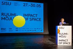 """Tallinn Interior Architecture Symposium's central theme was """"The Impact of Space"""" – how space influences the person and the person influences space. On a tangible level, the impact of a space is determined by the different layers that cover it: paint, wal…"""