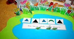 Il gioco della fattoria per la preposizione – Psico grammatica Montessori – Lapappadolce Language Arts, Montessori, Language