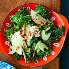 Kale & Apple Toss Up