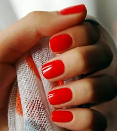"""Romantic Red is the perfect shade for any season. It's bold, it pops, and it is not your ordinary """"red"""" polish. Keep those nails on point with this fantastic color."""