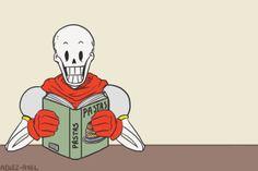 sans and papyrus 1/8