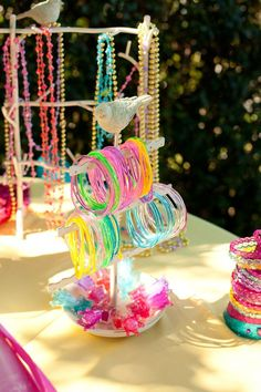 Disney Princess Birthday Party: The Sparkle Station! KidsPartyTimeRentals